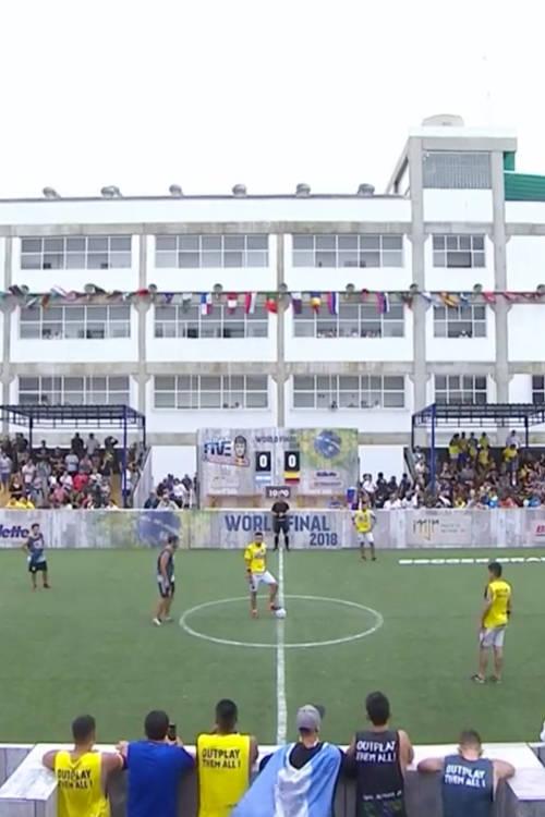 Semi-final 2 - Argentina vs Colombia