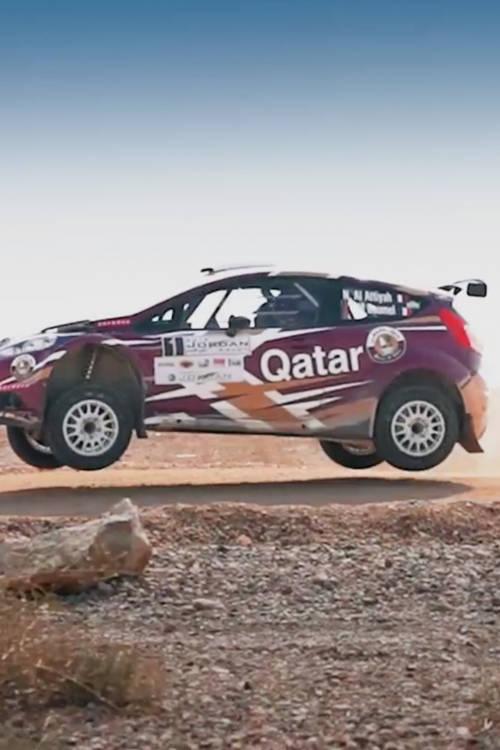 Nasser Al-Attiyah Prepares to Race