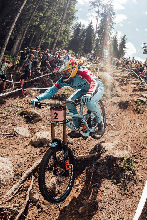 Women's best DH moments – Val di Sole