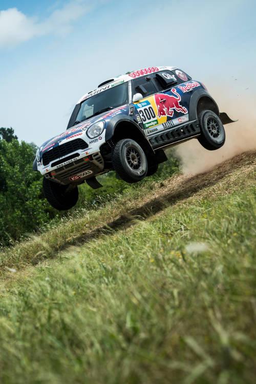 Totaled: Dakar Rally