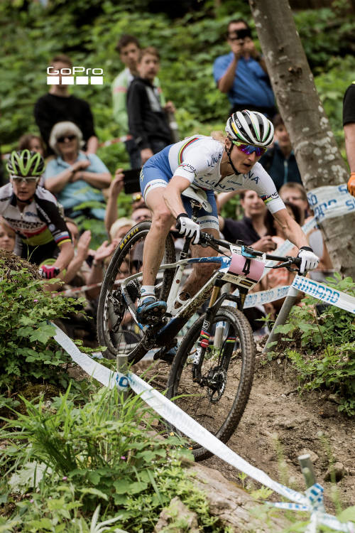 On Course in Albstadt: Women