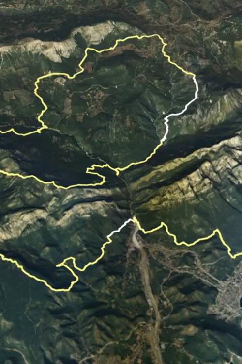 Mountain Course Preview