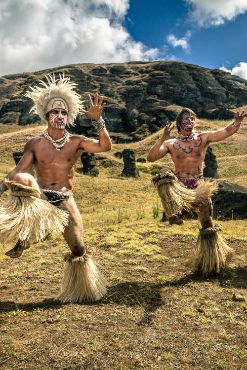 The Hoko War Dance