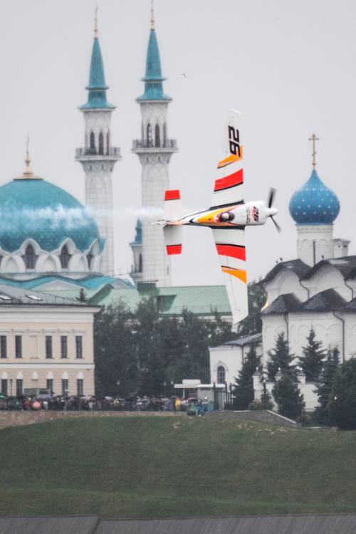 Kazan: where two rivers meet