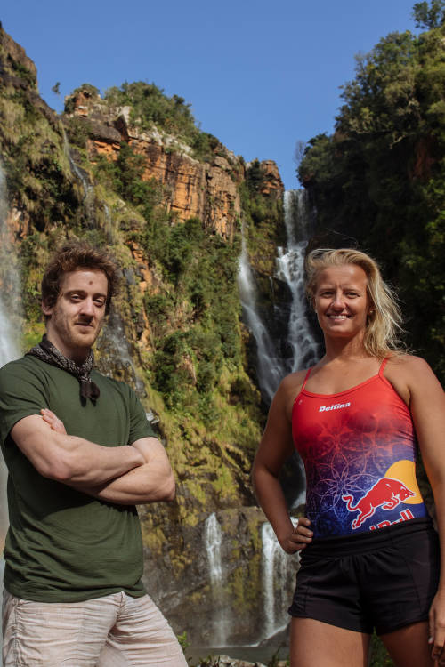 Adventure dives in South Africa