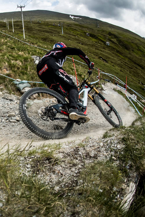 Aaron Gwin's Run – Fort William