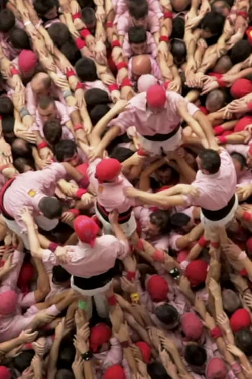The Human Towers of Catalonia