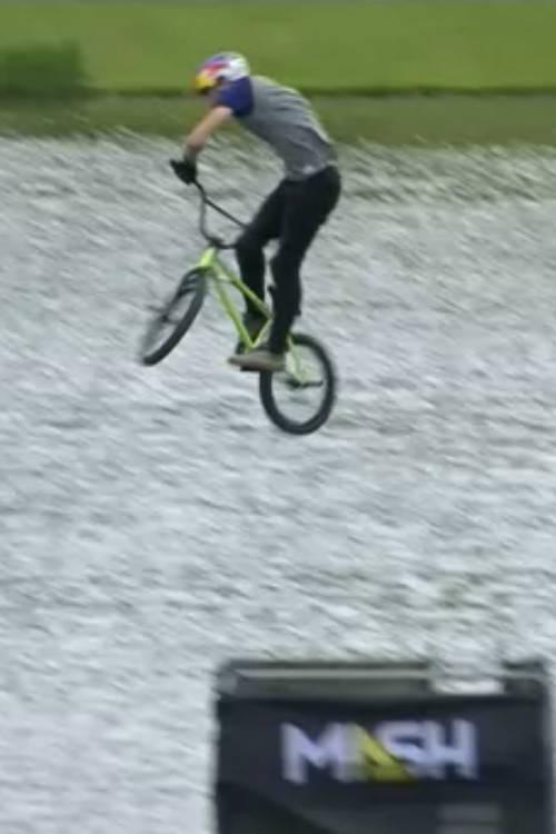 Daniel Wedemeijer's best run – BMX Park