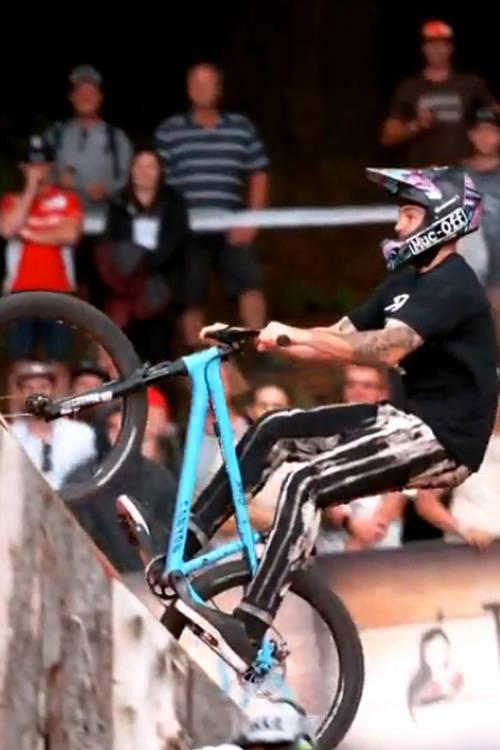 Tomas Lemoine's 2nd place run – Rotorua