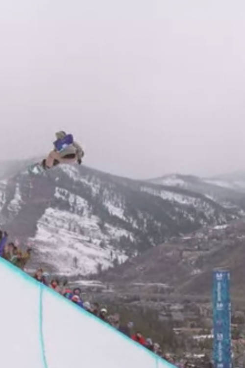 Women's halfpipe finals highlights