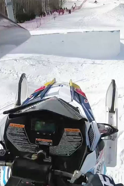 Levi LaVallee's ride