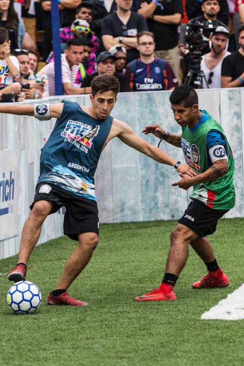 Final - Argentina vs. Mexico (ES)