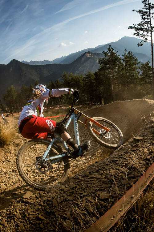 Best of Women's DHI: Vallnord