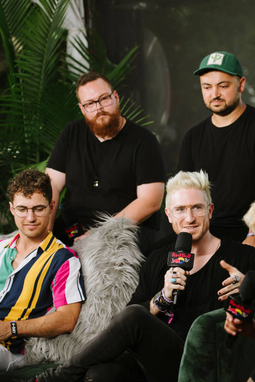 Interview with WALK THE MOON