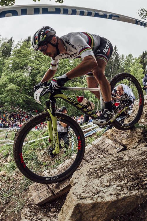 Men's race highlights from Albstadt