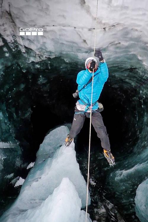 Climbing Iceland