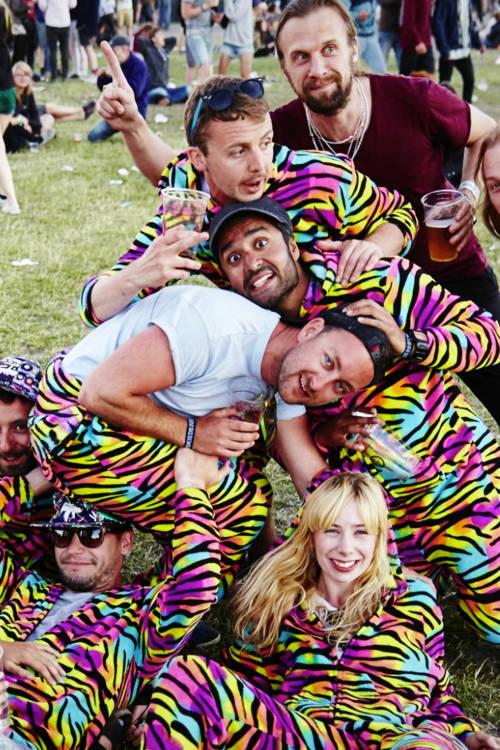 Totaled: Roskilde Festival