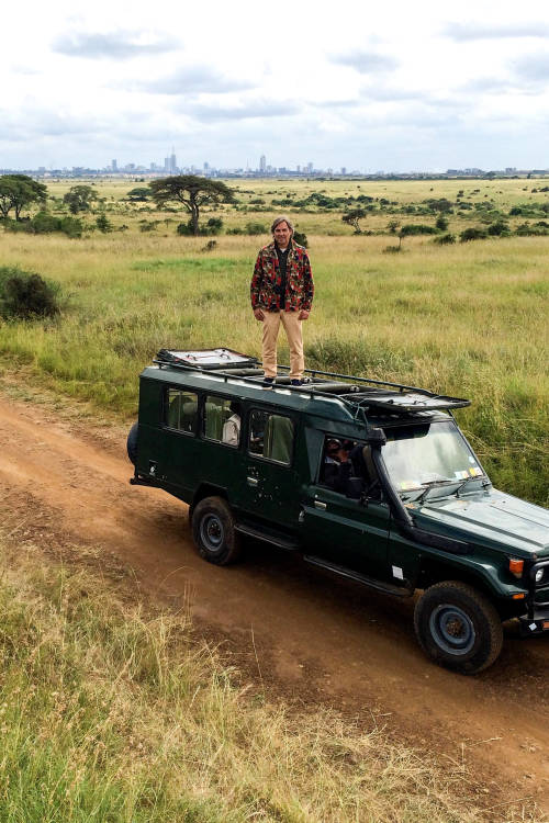 Hubertus captures Nairobi