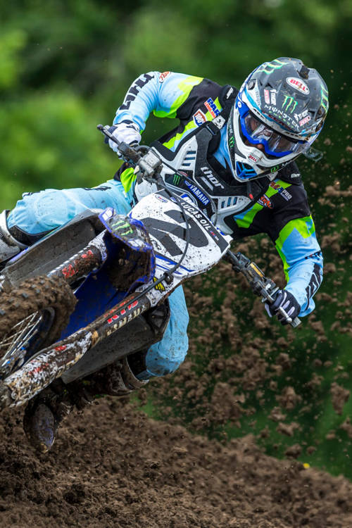 Cooper Webb Profile
