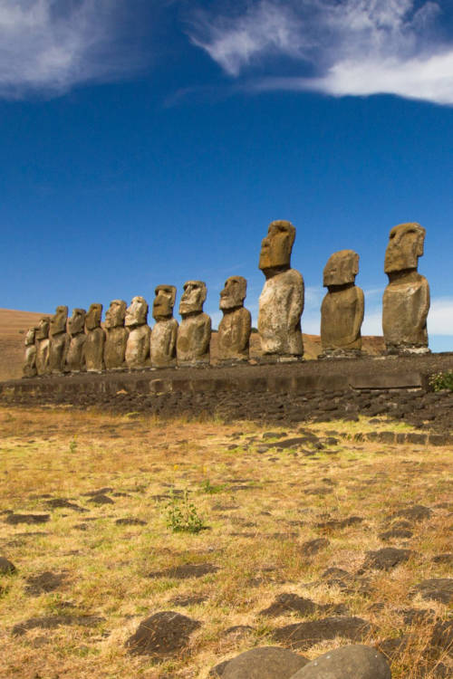 Understanding the Moai