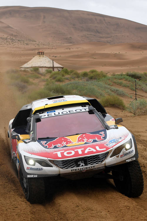 Silk Way Rally preview