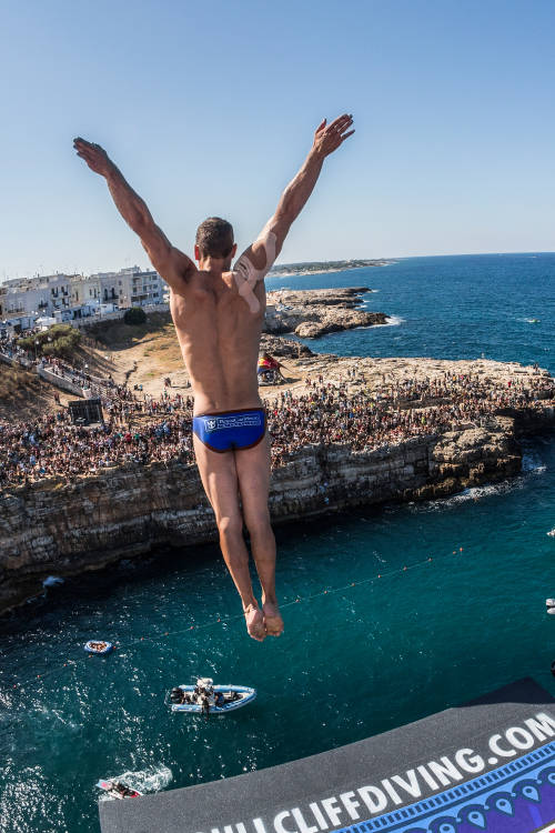 Cliff Diving: A History