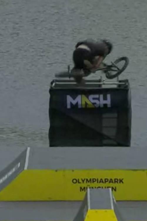 BMX Park 3rd place run