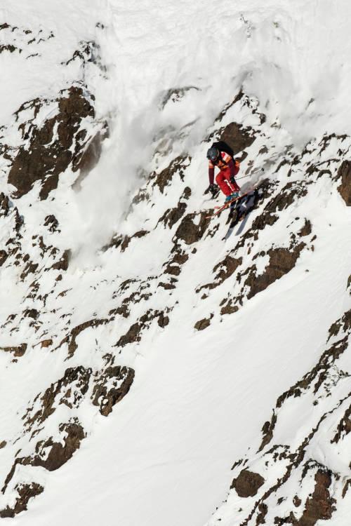 Jacqueline Pollard's winning ski run – Canada
