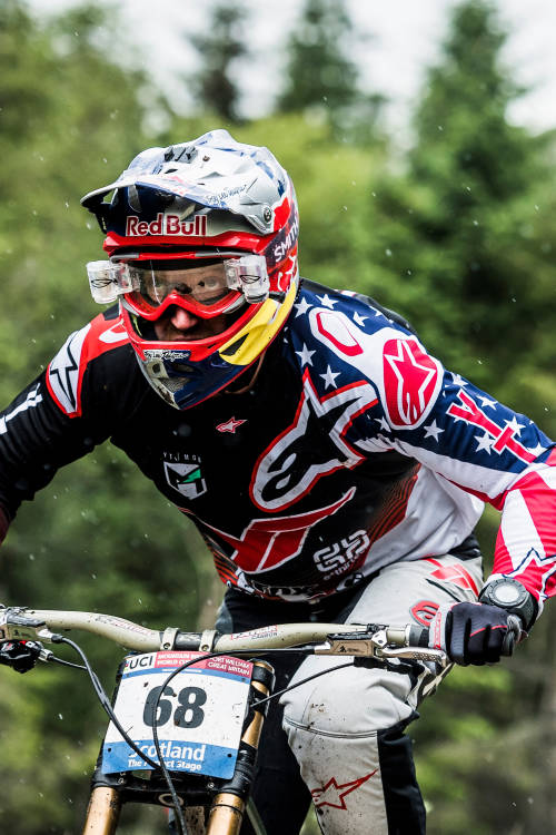 Aaron Gwin's Leogang Story