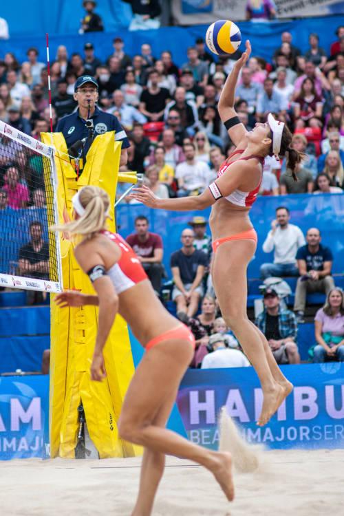 Action highlights of Hamburg