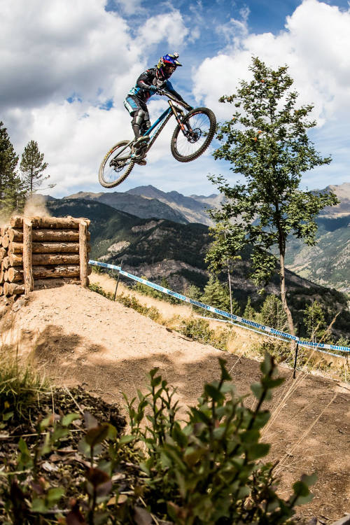 Vallnord DHI track explanation