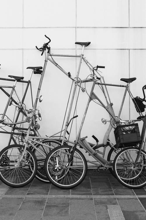 WHY – tall bikes