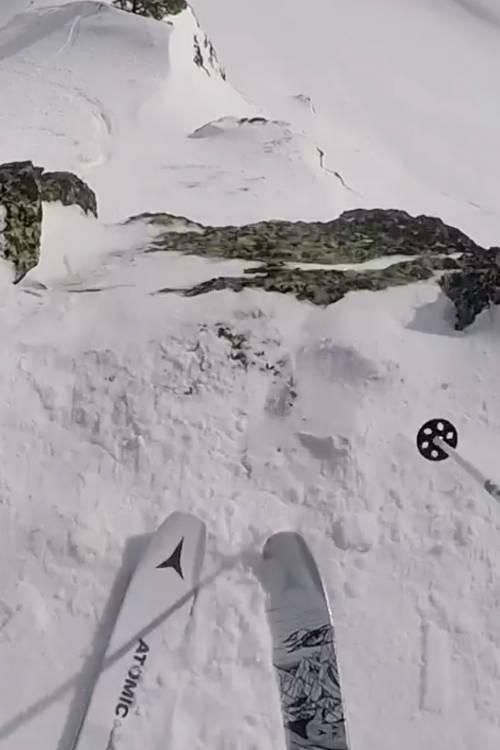 Women's Ski Winning Run – Vallnord, Andorra