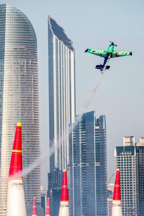 Qualifying – Abu Dhabi